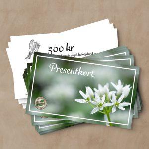 Presentkort från Ludvigslunds Skafferi